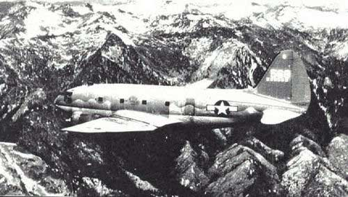 C-46 on the Hump